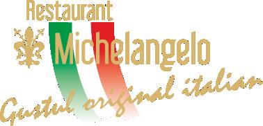 Restaurant italian Michelangelo Sighisoara – Restaurant Sighisoara strada Morii Logo